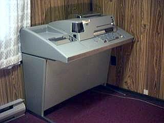 2752A Teleprinter